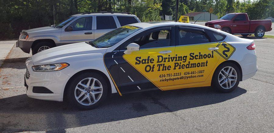 drivers training escort vehicle