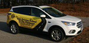 Driver Training School @ Safe Driving School of the Piedmont