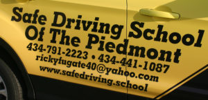 Driver Improvement Course @ Safe Driving School of the Piedmont